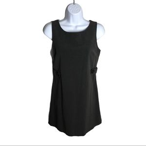 Twik Gray Sleeveless Tunic/Dress